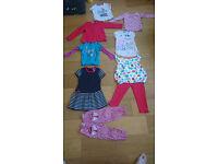 Girls bundle 3-4