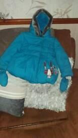 Girl's Marks @ Spencer's Coat