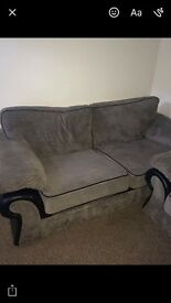 2 & 3 seater sofas, excellent condition, too big for my new house. £200 ovno