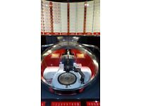 """FOR SALE IS THIS AMI """"CONTINENTAL 2"""" 200 SELECTION RESTORED JUKEBOX"""