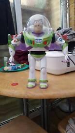 Buzz lightyear flight control toy