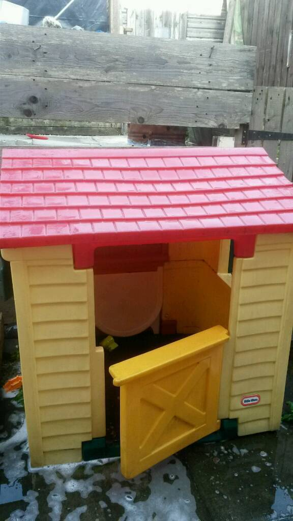 Little Tikes Natural Play House
