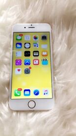 iPhone 6 - Silver, Unblocked