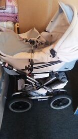 ****NOW £175!****Terrific Condition Emmaljunga Pram RRP £770 Selling At £250