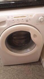 Working washing machine