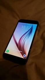 Samsung Galaxy S6 32gb Black.