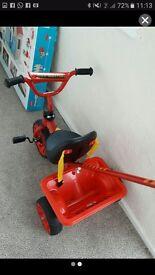 Toddler 3 wheel bike