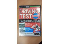 Driving test sotfware - Hazard Perception DVD*2