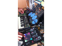 Synth/electronics seeks live electronic experiments dubstep/d&b/noise