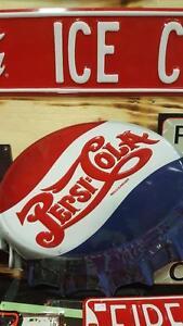 Pepsi cola - coca cola ----750 styles antique vintage