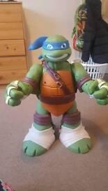 Ninja turtle big play set