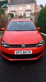 2011 VW POLO1.2 TDI WITH BELOW AVERAGE MILES IN EXCELLENT CONDITION