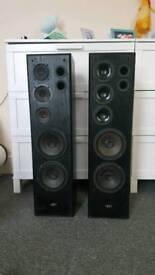 Floor stanting Speakers
