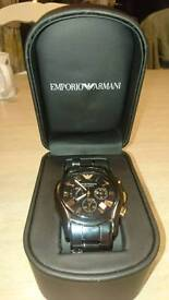 Armani Ar 1410 ceramica watch