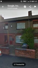 2 bed house to let oldham