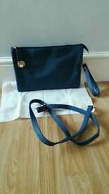 Blue bag- new