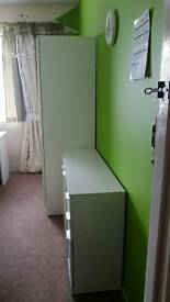 double bedroom £100.Castle Lane West. Bournemouth.