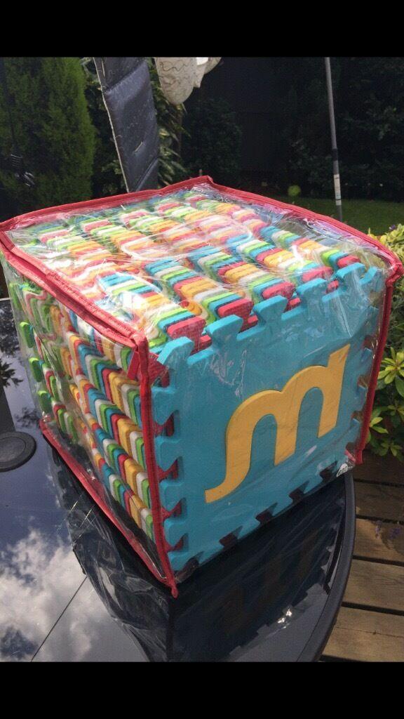 Motheecare / ELC ... Foam Play Mats .... £5