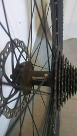 29 inch rear wheel
