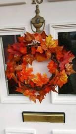 Autumnal wreath (last one)