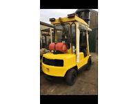 Hyster 3 Ton Gas Forklift £70 Per Week Hire Other Machines Available For Hire Or Purchase
