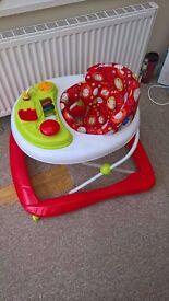 baby walker 10£