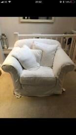 Laura Ashley Arm Chair