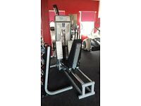 Seated Leg Press ( full commercial) from a PT gym. only £400 bargain. matching seated leg curl £150