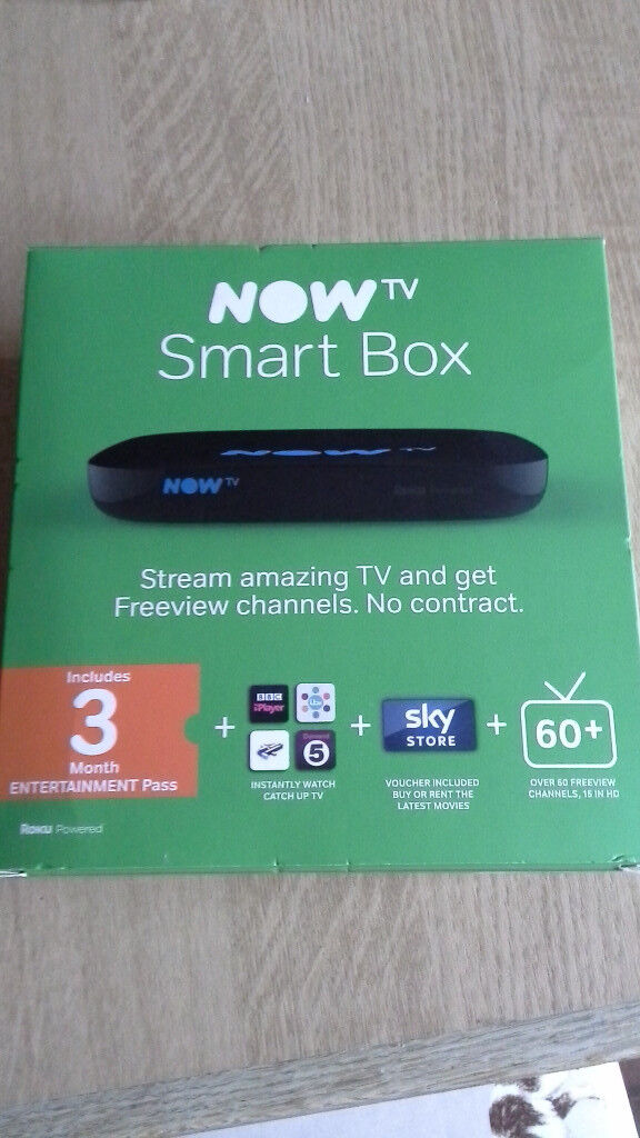 now tv smart box 3 months sky free cable tv without sat need