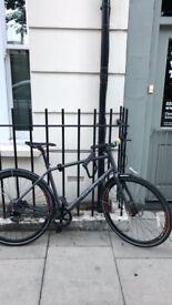 Whyte Shoreditch hybrid bike - medium - excellent bike - great working condition