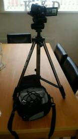 Panasonic SDR H86 Camcorder