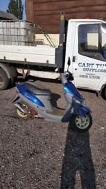 Scooter Kangda 80cc 2013 Perfect Condition