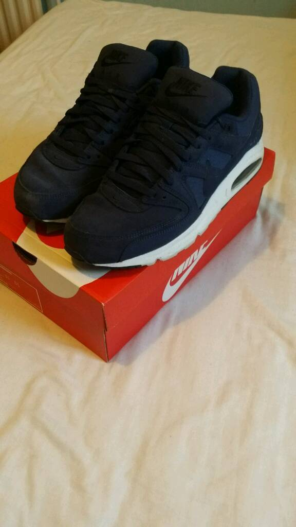 Nike air commander trainers 10 Very good condition