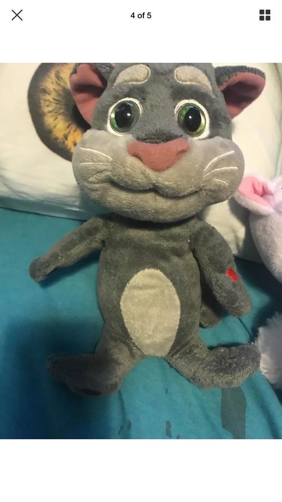 Talking Tom Toys In Ayr South Ayrshire Gumtree