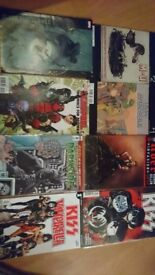 Variant comixa lot. Marvel and indie titles
