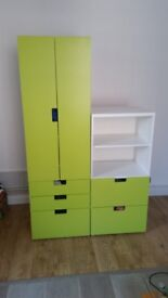 IKEA Stuva wardrobes set