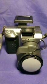 Sony Mavica Digital Still Camera - MVC - FD91