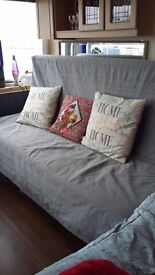 Ikea sofa bed cover included