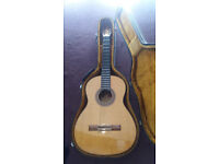 John Ainsworth (Well Respected English Luthier) 1979 All Solid Classical Guitar