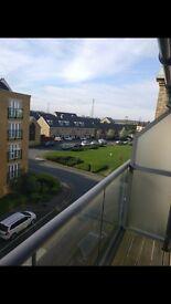 2 bedroom flat 10 min walk from Ebbsfleet International Station