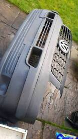 VW T5 bumper