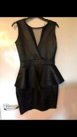 Pvc dress (new)