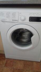Indesit IWE71682W Eco 7kg 1600 Spin Washing Machine
