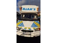 ice cream van for salr