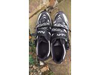 Mountain bike clip in shoes