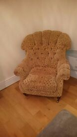Free chair and sofa