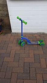 Avigo My First Scooter Green/Blue