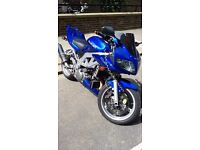 SV1000S 2003 or SWAP for 600-800cc fuel injection.