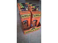 New gorilla super glue for many building materials