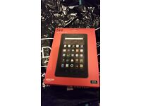 Brand New Boxed Fire 7 Tablet 8G